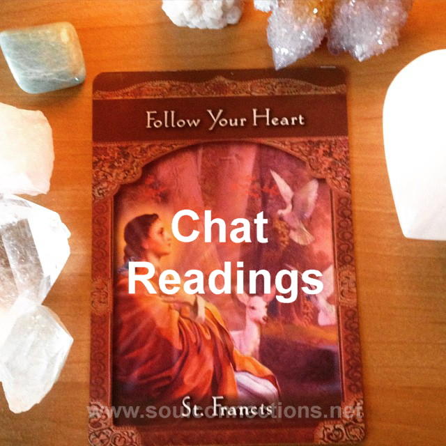 Love Each Other When Two Souls: Chat Psychic Readings